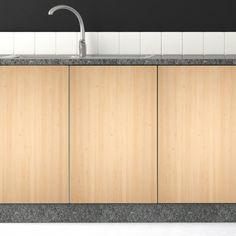Αυτοκόλλητο για ντουλαπια κουζίνας ξύλο νο2 Kitchen Cabinets, Decor, Kitchen, Home, Cabinet, Home Decor