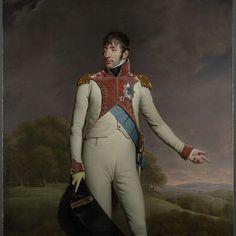 Portrait of Louis Napoleon, King of Holland, Charles Howard Hodges, 1809 - Rijksmuseum