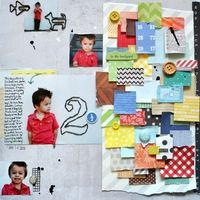 A Project by PaigeTaylorEvans from our Scrapbooking Gallery originally submitted 04/29/13 at 09:09 AM