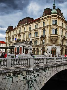 Llubjana Travel Around The World, Around The Worlds, Slovenia Ljubljana, Capital City, Croatia, The Good Place, Places To Visit, Europe, Landscape