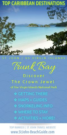 St Johns Trunk Bay
