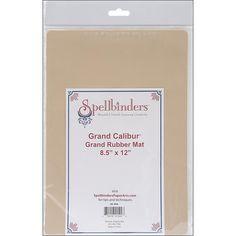Spellbinders Grand Calibur Rubber Mat