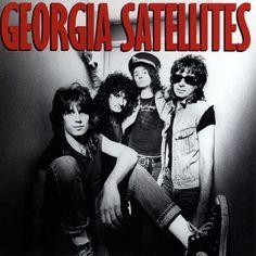 Georgia Satellites - vinyl LP