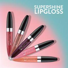 Supershine Lipgloss confera stralucire si buze pline, demne de invidiat! Multitudinea de nuante intense se potrivesc indiferent de ce look abordezi! http://www.flormarcosmetics.ro/buze/gloss/supershine-lip-gloss--8690604028146.html