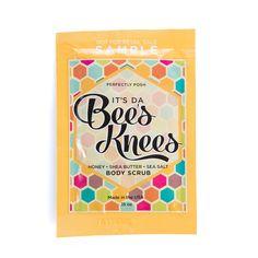 Sample: It's Da Bee's Knees Body Scrub | Perfectly Posh (50 Posh Perks Points)