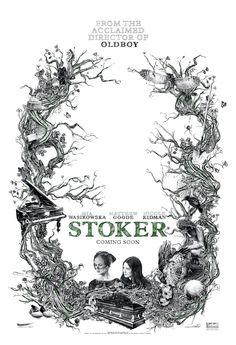 """""""Stoker"""" movie poster"""