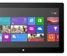 128 GB Microsoft Surface Pro already sold out