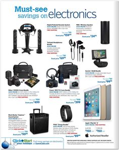 Sam's Club Black Friday Ads check out these