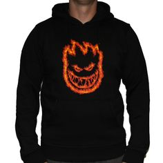 Dickies Spitfire Collab Charred Hoodie - Black | Skate Hoodies | Skate Clothing | Skate Clothes | Buy Cheap Skateboard Clothing | Skatehut | Skatehut
