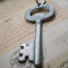 Skeleton Key Keyring