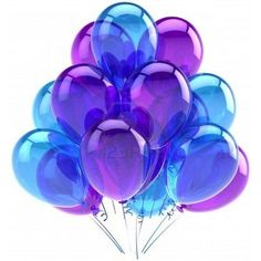 Stock Photo ❤ liked on Polyvore featuring balloons and filler
