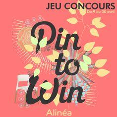 Rendez-vous demain matin sur la page Pinterest d'Alinéa pour en savoir plus ! Creation Deco, Nice Things, Creations, Design Inspiration, France, Graphic Design, Blog, Poster, Pageants