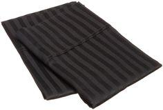 300 Thread Count Egyptian Cotton Stripe Pillowcase Pair