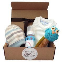 Organic baby gift basket eco friendly unisex newborn organic baby amazon organic baby gift basket for boy organic baby boy gift newborn negle Choice Image