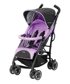 Look what I found on #zulily! Kiddy USA Lavender City'N Move Stroller by Kiddy USA #zulilyfinds