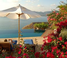 Amuleto - Zihuatanejo, Mexico.  Honeymooned here. Dying to go back.