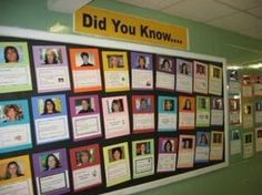 What a great idea for Open House, Back to School Night, Meet and Greets, etc...! by lori