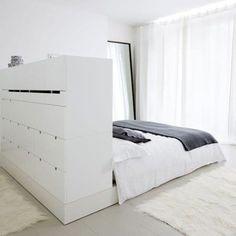 Klassisch, dominant oder verspielt: Zehn Kopfenden, mit denen Sie die Stimmung im Schlafzimmer verändern.