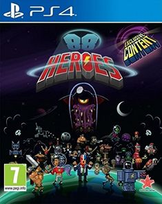 88 Heroes [PlayStation 4 Action Side-scrolling Platformer] NEW Newest Playstation, New Ps4, Free Action Games, Free Games, Doomsday Clock, Ps4 Games, Games Consoles, Adventure Games, Indie Games