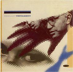 "Neville Brody, ""The Last Testament. A classic Brody Peter Saville, Retro Design, Graphic Design Art, Design Design, Vinyl Cover, Cover Art, The Face Magazine, Neville Brody, Jazz"