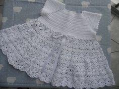 Ma nouvelle petite robe au crochet - Daisy passion crochet