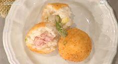 Arancini di risotto con cuore filante, la ricetta di Sergio Barzetti