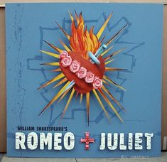 I've always loved the Baz Luhrman Romeo + Juliet aesthetic. Watching again before the new Baz movie...