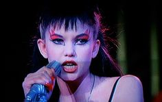 Ladies and Gentlemen, the Fabulous Stains (1982). Singer Corinne Burns is played by Diane Lane.
