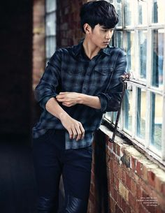4th Batch Of Elle Spreads Of Kim Soo Hyun From The January 2015 Issue | Couch Kimchi
