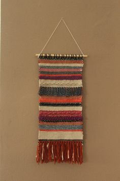 Woven Wall Hanging 1