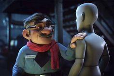 O comercial de Natal q fez vc chorar já tem um concorrente – e parece feito pela Pixar - Blue Bus