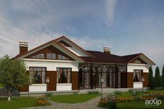 Коттедж: архитектура, 1 эт | 3м, жилье, минимализм, 200 - 300 м2, фасад - дерево, коттедж, особняк #architecture #1fl_3m #housing #minimalism #200_300m2 #facade_wood #cottage #mansion