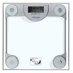 HILLPOW Digital Glass Bathroom Body Weight Scale with Tem... https://www.amazon.com/dp/B01LWUBIYR/ref=cm_sw_r_pi_dp_x_hB46xbHEXBRAK