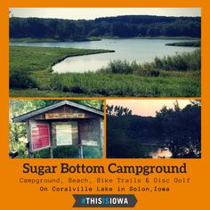 small campgrounds in iowa