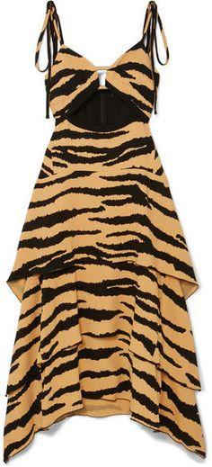 ac0d422c 8 Best tiger print dress images | Indian clothes, Indian attire ...