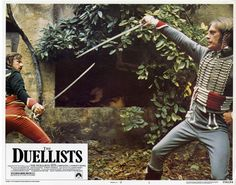 THE DUELLISTS - LOBBY CARD SET OF 8 RIDLEY SCOTT KEITEL - Lewis Wayne Gallery