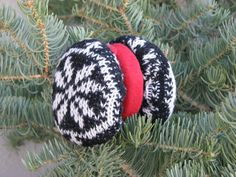snowflake - cute & cozy earmuffs