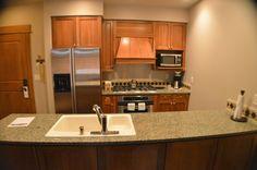 Lone Eagle 3023 kitchen
