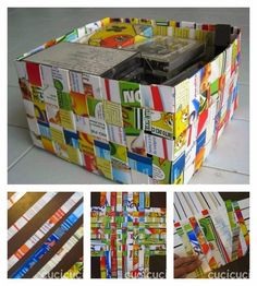 31 Things You Can Make Out Of Cereal Boxes - The Idea King