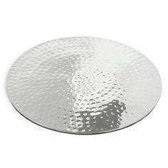 Dessous de plat en métal martelé