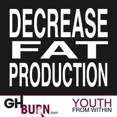 GH Burn induces the release of #growth #hormone in the #body; which in turn helps with #fat #metabolism and slows #muscle degeneration. It also promotes the #healing and #repair of damaged #skin, #tissue and aides in the #detoxification of the #liver. It contains #supplements that are frequently used in #sports #therapy to promote #lean muscle #mass and decrease fat. http://www.ghburn.com/