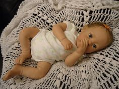 REALISTIC REBORN BABY HOLLY | eBay