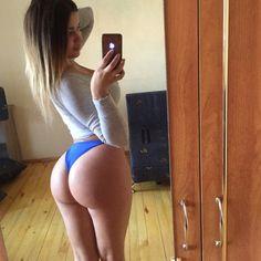 Anastasiya Kvitko Huge Thong Ass