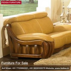 Wooden sofa sets for sale inspiration and pictures Wooden Sofa Set Designs, Sofa Design, Furniture, Sofa Set Designs, Wooden Sofa, Sofa Bed Furniture, Wooden Sofa Designs, Sofa Set Online, Living Room Sofa Design