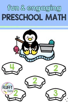 Penguins are a perfect addition to preschool activities in the winter! In this blog, I talk about some of the different preschool activities and resources that are penguin themed and great for practicing preschool motor skills, preschool math, preschool science and preschool writing. I also include suggestions for books about penguins that are great to pair with these activities. Great to use in the preschool classroom or for preschool homeschool activities. Preschool Activity Books, Preschool Writing, Preschool Science, Preschool Printables, Preschool Classroom, Preschool Activities, Number Recognition Activities, Motor Skills, Penguins