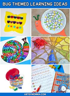 281 Best Insect Crafts and Activities images in 2019   Crafts for