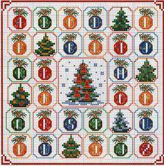View album on Yandex. Counted Cross Stitch Patterns, Cross Stitch Embroidery, Christmas Cross Stitch Alphabet, Alphabet And Numbers, Hand Knitting, Needlework, Monogram, Christmas Ornaments, Plastic Canvas