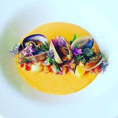 Seafood #michelinstar #gourmet #finedining #culinary #truecooks #foodstagram #food #foodpost #foodart #foodies #foodie #foodpics #foodstyle #foodphoto #foodstyling #foodphotography #chefs #chefstyle #chefslife #chefsroll #chefstalk #chefsplate #chefstagram #chefsofinstagram #chefsplateform