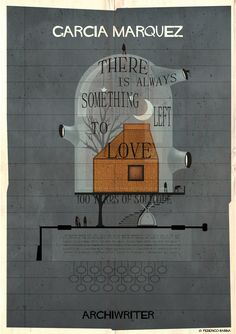 "Image 20 of 29 from gallery of Federico Babina's ARCHIWRITER Illustrations Visualize the ""Architecture of a Text"". Photograph by Federico Babina"