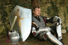 Medieval Groomswear and suits of armour